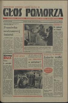 Głos Pomorza. 1978, marzec, nr 65
