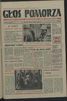 Głos Pomorza. 1978, marzec, nr 67