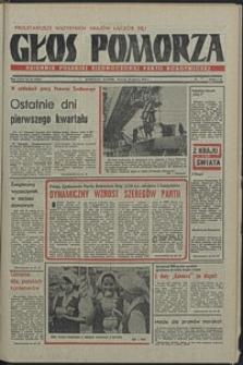 Głos Pomorza. 1978, marzec, nr 70