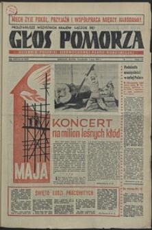 Głos Pomorza. 1978, maj, nr 99
