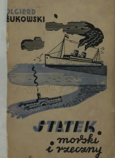 Statek morski i rzeczny