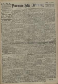 Pommersche Zeitung : organ für Politik und Provinzial-Interessen. 1904 Nr. 185