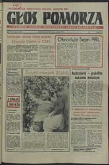 Głos Pomorza. 1978, maj, nr 119