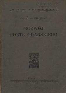 Rozwój portu gdańskiego