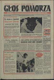 Głos Pomorza. 1978, czerwiec, nr 127
