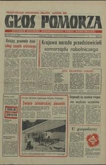 Głos Pomorza. 1978, lipiec, nr 151
