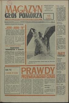 Głos Pomorza. 1978, sierpień, nr 183