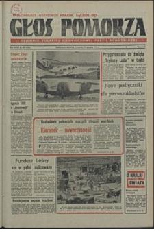 Głos Pomorza. 1978, sierpień, nr 187