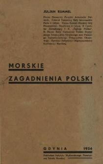 Morskie zagadnienia Polski