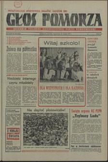 Głos Pomorza. 1978, sierpień, nr 190