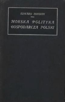Morska polityka gospodarcza Polski