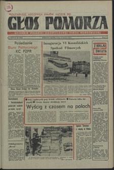 Głos Pomorza. 1978, sierpień, nr 198