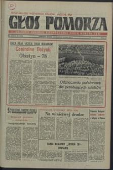 Głos Pomorza. 1978, wrzesień, nr 207