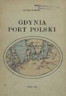 Gdynia : port polski