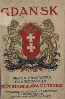 Gdańsk : przeszłość i terażniejszość