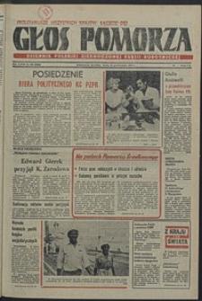 Głos Pomorza. 1978, październik, nr 244