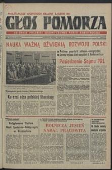 Głos Pomorza. 1978, październik, nr 246
