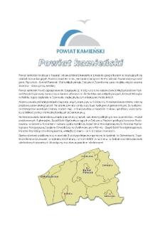 Leksykon oświaty zachodniopomorskiej 1945-2005. Powiat kamieński