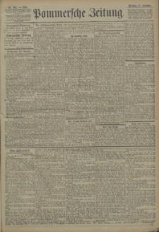 Pommersche Zeitung : organ für Politik und Provinzial-Interessen. 1904 Nr. 281