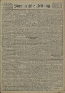 Pommersche Zeitung : organ für Politik und Provinzial-Interessen. 1904 Nr. 291 Blatt 1
