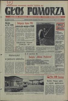 Głos Pomorza. 1979, maj, nr 112