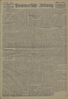 Pommersche Zeitung : organ für Politik und Provinzial-Interessen. 1904 Nr. 297 Blatt 1