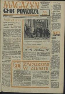 Głos Pomorza. 1979, lipiec, nr 157