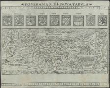 Pomerania XIIII nova tabvla
