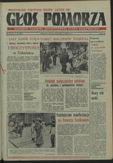 Głos Pomorza. 1979, wrzesień, nr 198