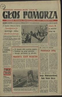 Głos Pomorza. 1979, październik, nr 222