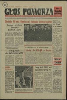 Głos Pomorza. 1979, październik, nr 226