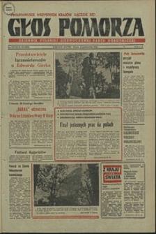 Głos Pomorza. 1979, październik, nr 233