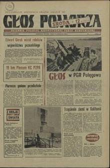 Głos Pomorza. 1979, październik, nr 234