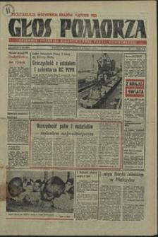 Głos Pomorza. 1979, październik, nr 245