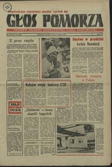 Głos Pomorza. 1979, listopad, nr 250