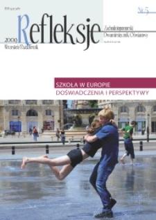 Refleksje : zachodniopomorski miesięcznik oświatowy. 2009 nr 5