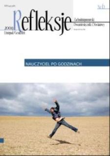 Refleksje : zachodniopomorski miesięcznik oświatowy. 2009 nr 6