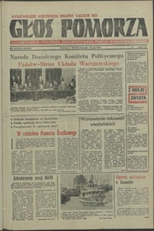 Głos Pomorza. 1980, maj, nr 109