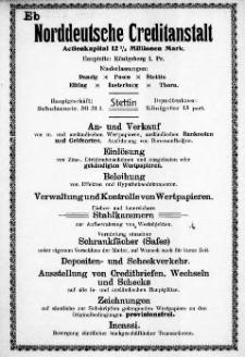 Adress- und Geschäfts-Handbuch für Stettin : nach amtlichen Quellen zusammengestellt. 1906