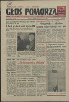 Głos Pomorza. 1980, lipiec, nr 148