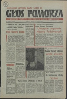 Głos Pomorza. 1980, lipiec, nr 156