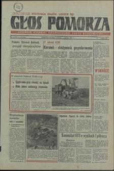 Głos Pomorza. 1980, sierpień, nr 170