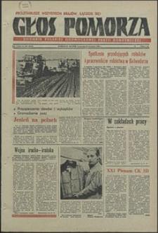 Głos Pomorza. 1980, wrzesień, nr 207