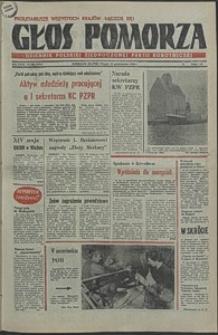 Głos Pomorza. 1980, październik, nr 223
