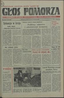 Głos Pomorza. 1980, listopad, nr 257