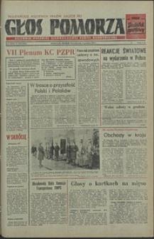 Głos Pomorza. 1980, grudzień, nr 260