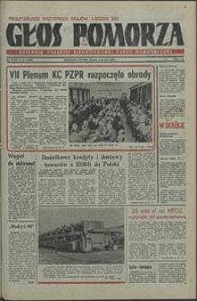 Głos Pomorza. 1980, grudzień, nr 261