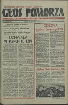 Głos Pomorza. 1980, grudzień, nr 263