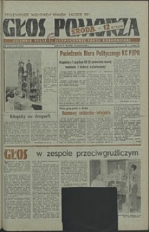 Głos Pomorza. 1980, grudzień, nr 268