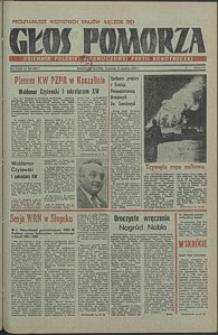 Głos Pomorza. 1980, grudzień, nr 269